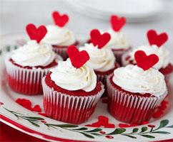 cupcakescorazones